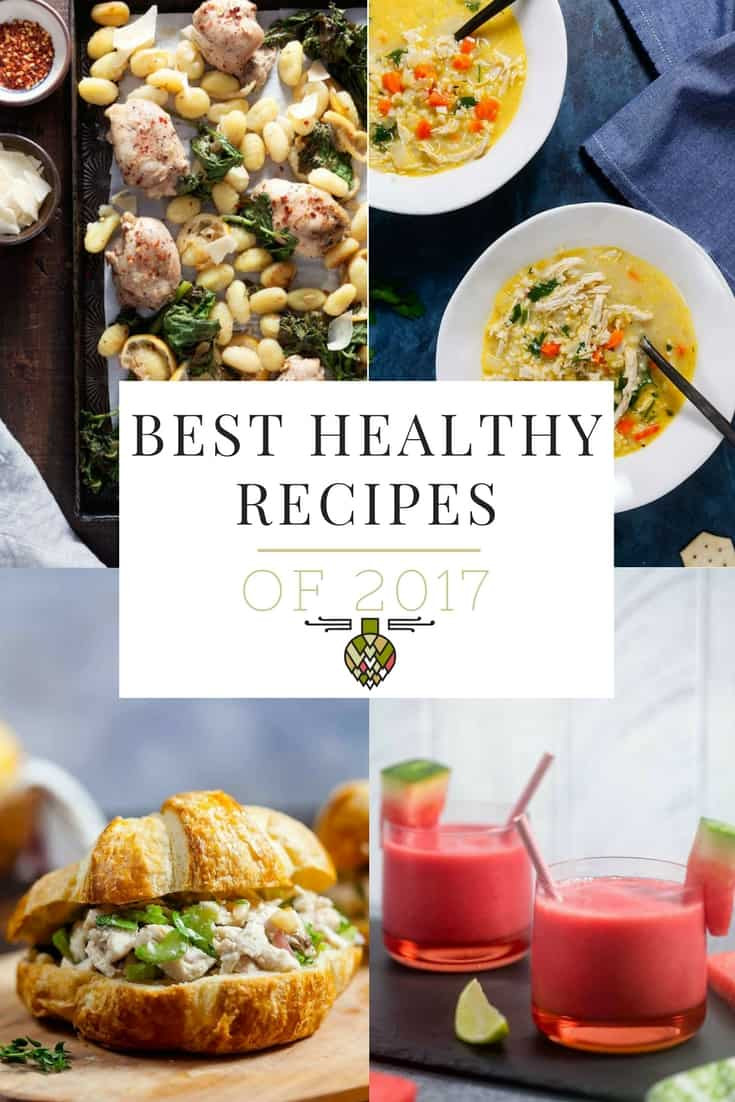Healthy Delicious Dinner Recipes  Best Healthy Delicious Recipes of 2017