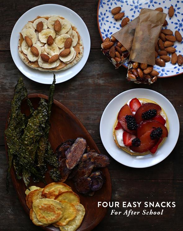 Healthy Delicious Snacks  4 Easy Delicious and Healthy After School Snacks Say Yes