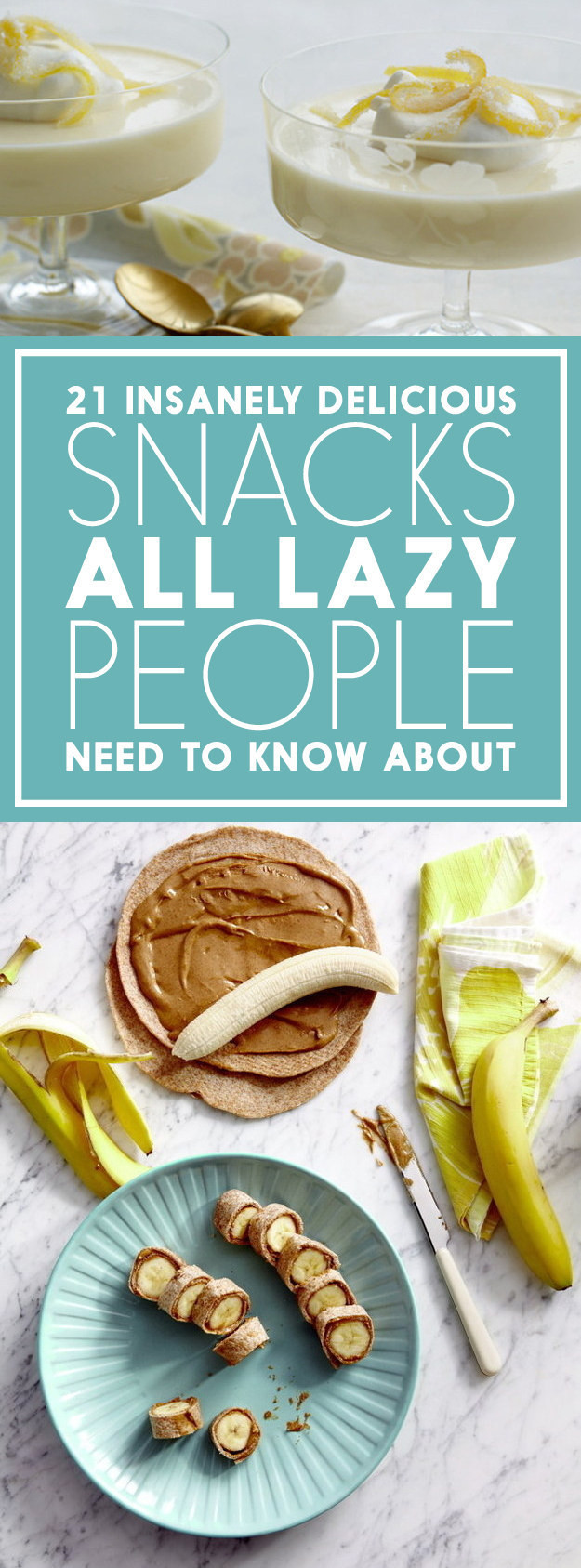 Healthy Delicious Snacks  21 Insanely Simple And Delicious Snacks Even Lazy People