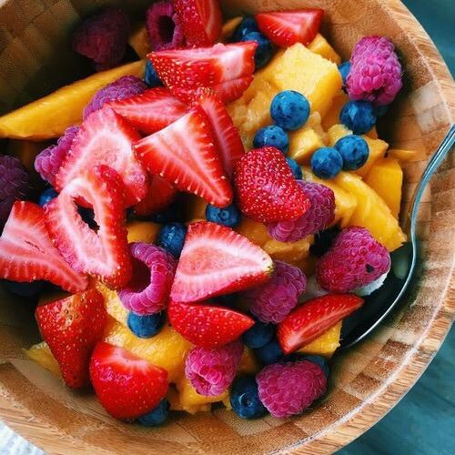 Healthy Delicious Snacks  delicious food on Tumblr