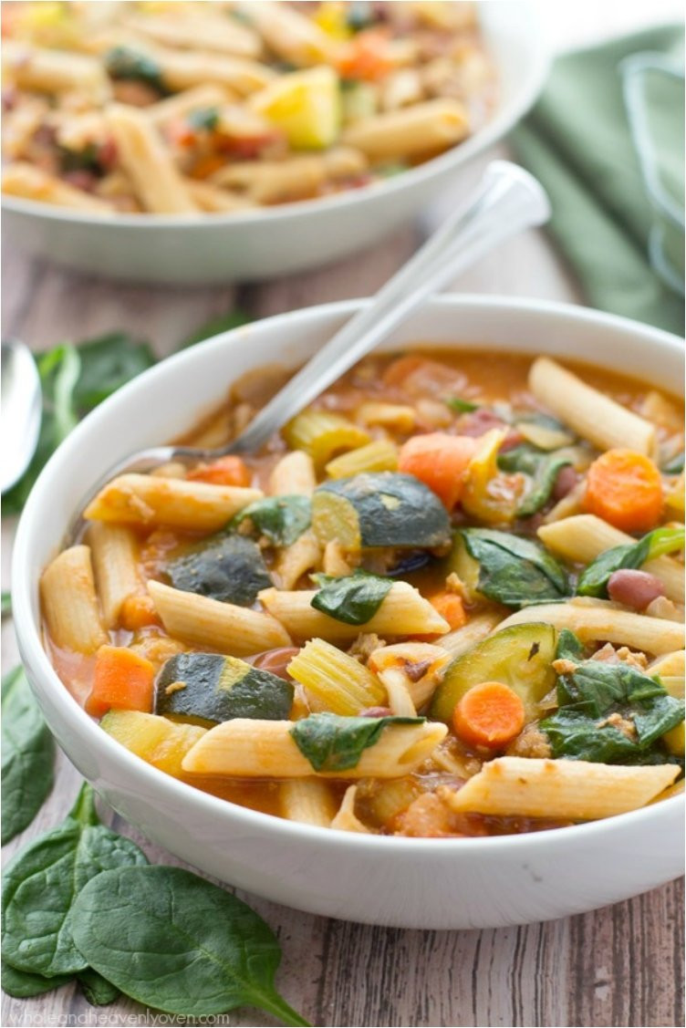 Healthy Delicious Soups  20 Healthy And Delicious Soup Recipes To Get You Ready For