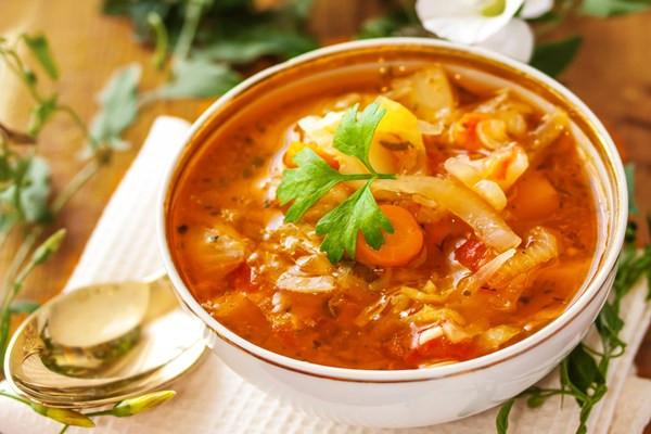 Healthy Delicious Soups  Healthy & Delicious Fat Burning Soup