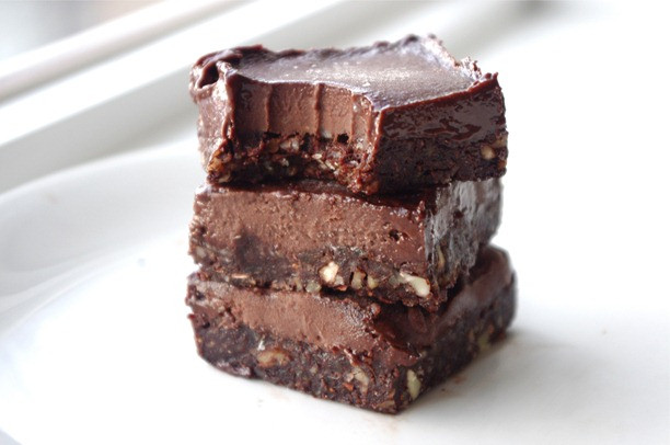 Healthy Dessert Bars  21 No Bake Chocolate Desserts That re Totally Delicious
