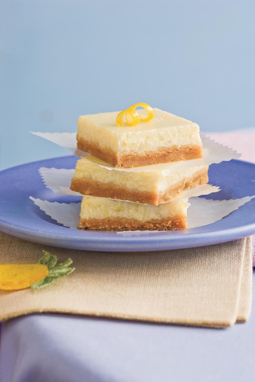 Healthy Dessert Bars  Healthy Desserts Southern Living