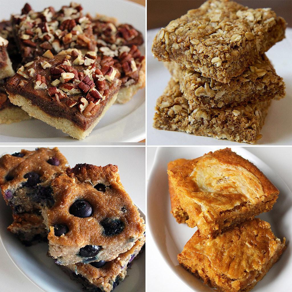 Healthy Dessert Bars  Healthy Dessert Bar Recipes