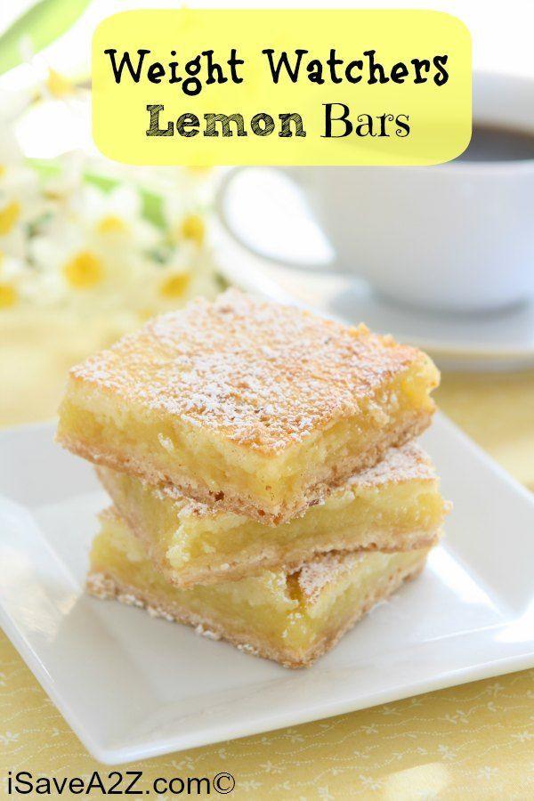 Healthy Dessert Bars  17 Best ideas about Healthy Lemon Desserts on Pinterest