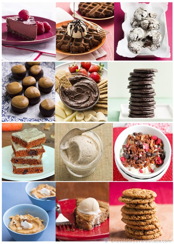 Healthy Dessert Cookbook  Exclusive Sneak Preview 20 Secretly Healthy Desserts