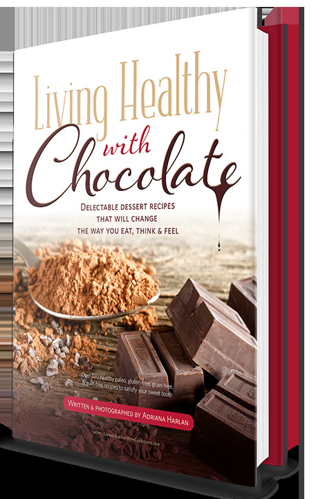 Healthy Dessert Cookbook  Paleo Desserts Cookbook