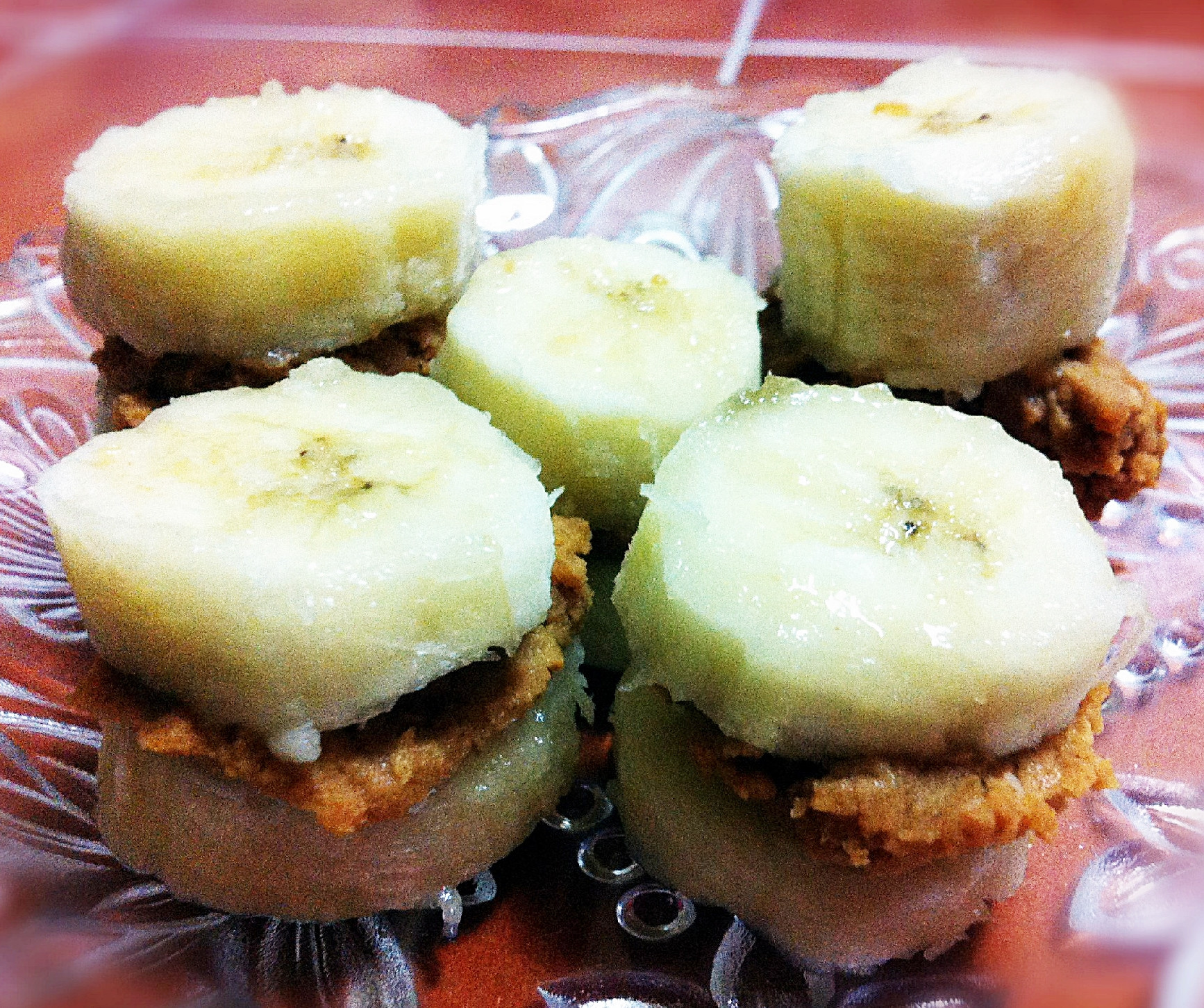 Healthy Dessert Ideas  Healthy Dessert Ideas Banana and Peanut Butter Bites