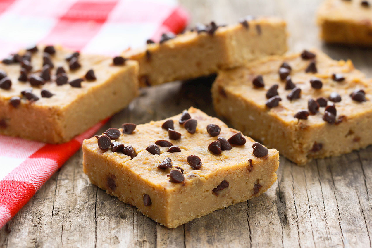 Healthy Dessert Recipes  Peanut Butter Blon s Recipe