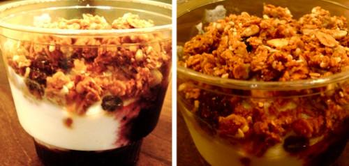 Healthy Dessert Restaurants  Fast Food Yogurt Parfaits