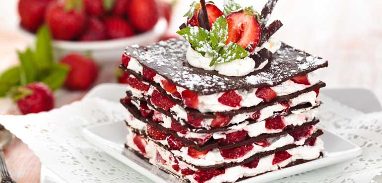 """Healthy Dessert Restaurants  Healthy Dining Finder Are there ever any """"healthy"""" desserts"""