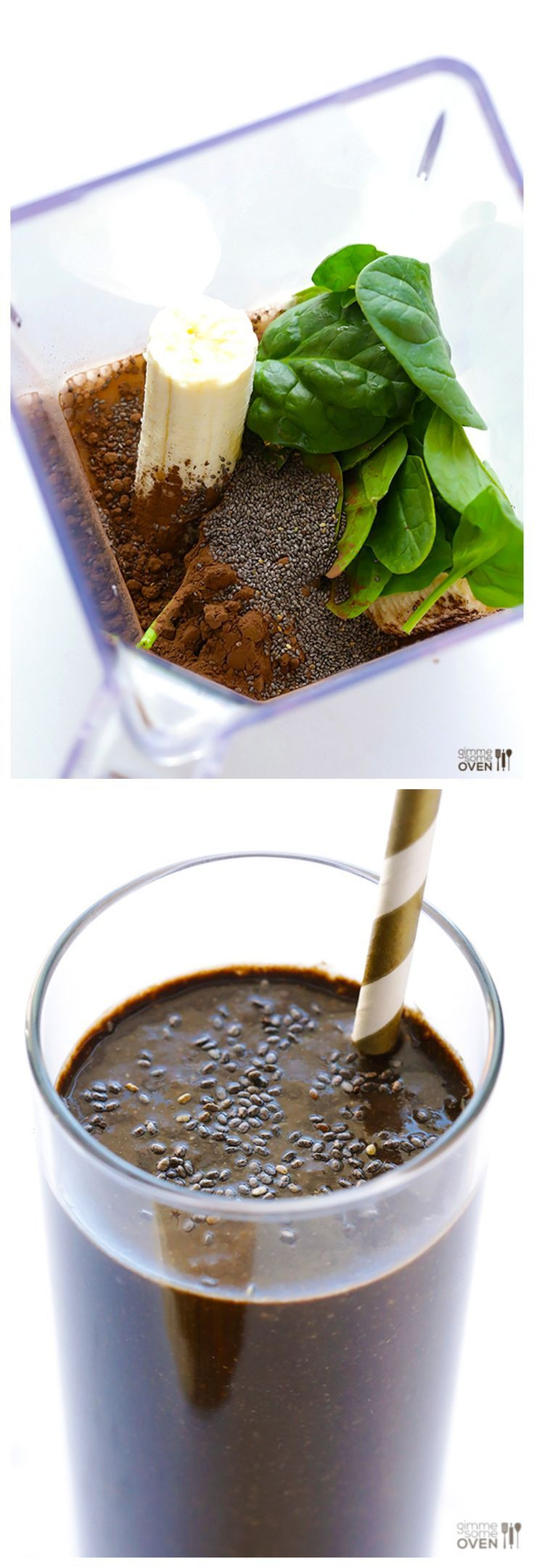 Healthy Dessert Smoothies  25 best ideas about Chocolate Protein Smoothie on