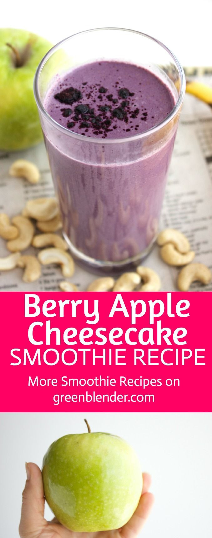 Healthy Dessert Smoothies  66 best Healthy Dessert Smoothies images on Pinterest