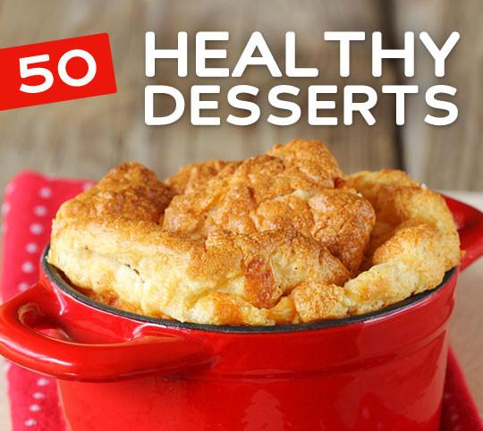 Healthy Dessert Snacks  Healthy Recipes Meals & Snacks