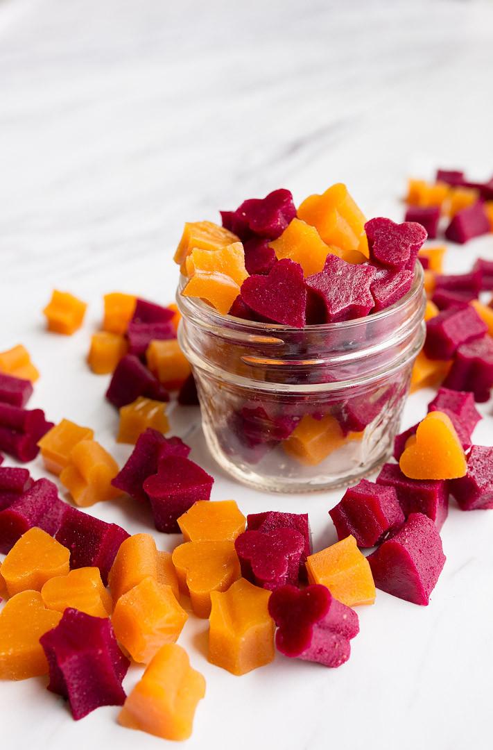 Healthy Dessert Snacks  Healthy Homemade Fruit Snacks with veggies Dessert