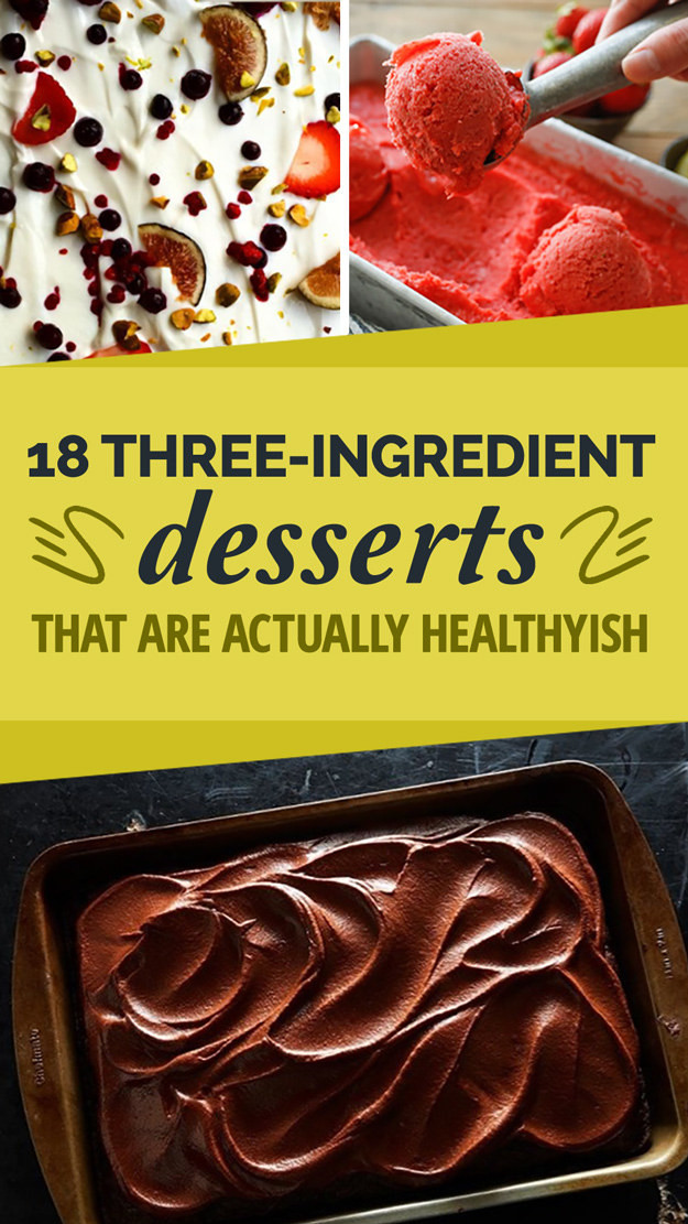 Healthy Desserts Buzzfeed  18 Lazy Girl Desserts That Are Actually Healthyish