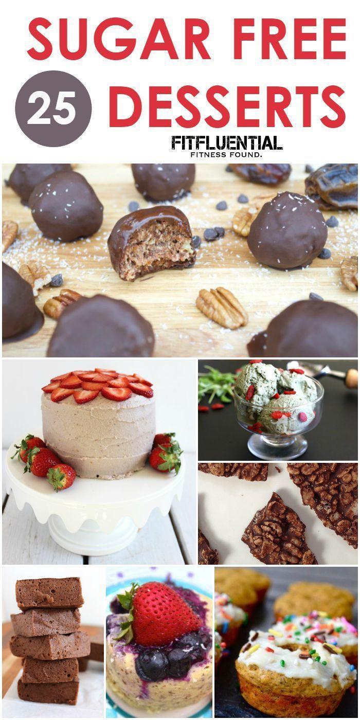 Healthy Desserts For Diabetics  100 Splenda Recipes on Pinterest