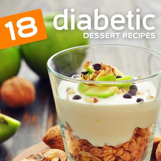 Healthy Desserts For Diabetics  18 Soul Satisfying Diabetic Friendly Desserts