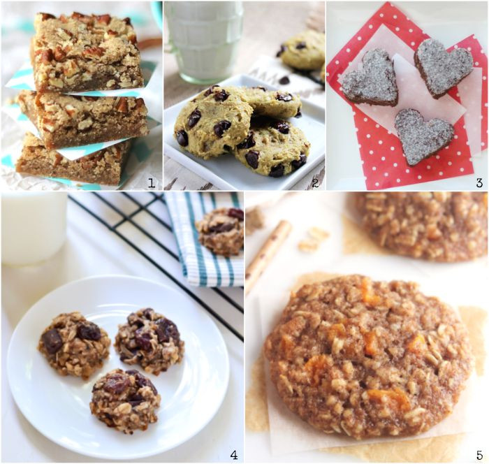 Healthy Desserts For Kids  20 Easy to Pack Healthy Desserts for Kids Lunches Two