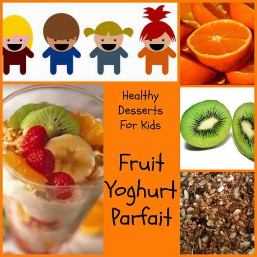 Healthy Desserts For Kids  6 Tasty And Healthy Desserts For Kids