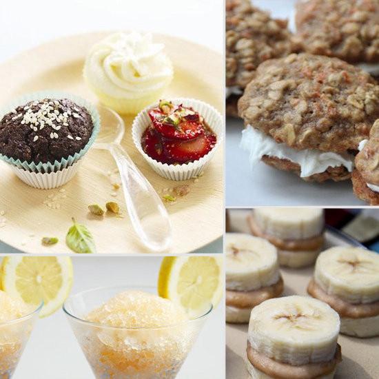Healthy Desserts For Kids  Healthy Desserts For Kids