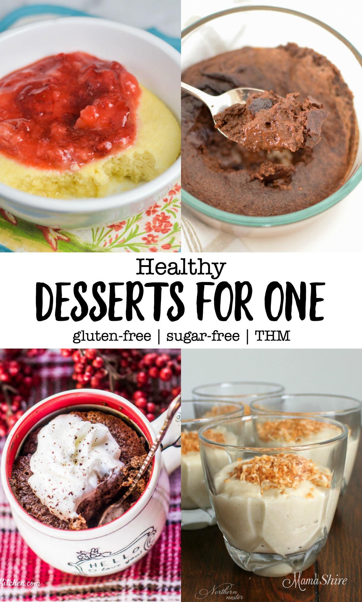 Healthy Desserts For One  Healthy Desserts for e Trim Healthy Mama MamaShire