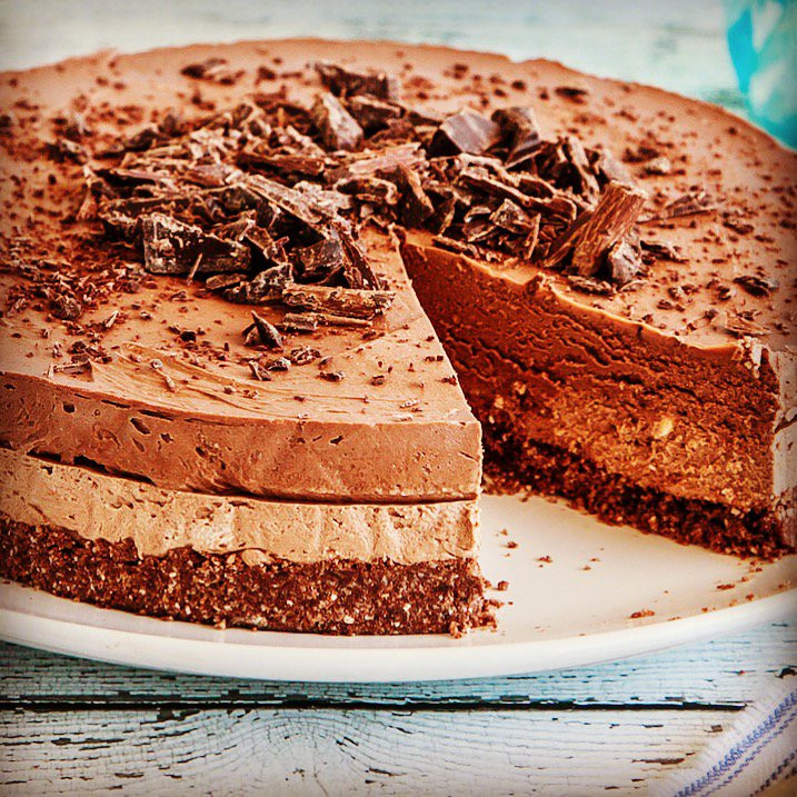 Healthy Desserts For Pregnancy  5 Chocolate Desserts Made Healthy