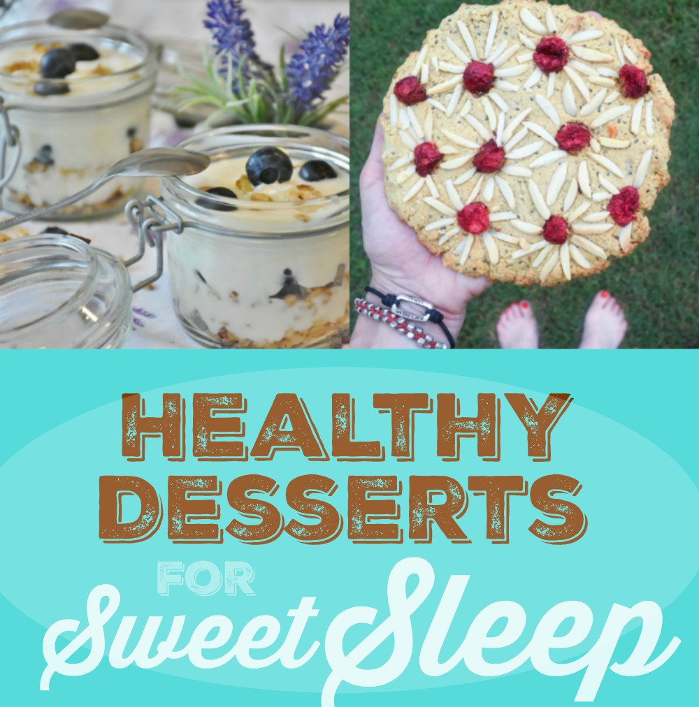 Healthy Desserts For Two  healthy dessert