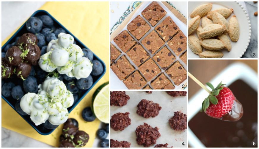 Healthy Desserts For Two  20 Easy to Pack Healthy Desserts for Kids Lunches Two
