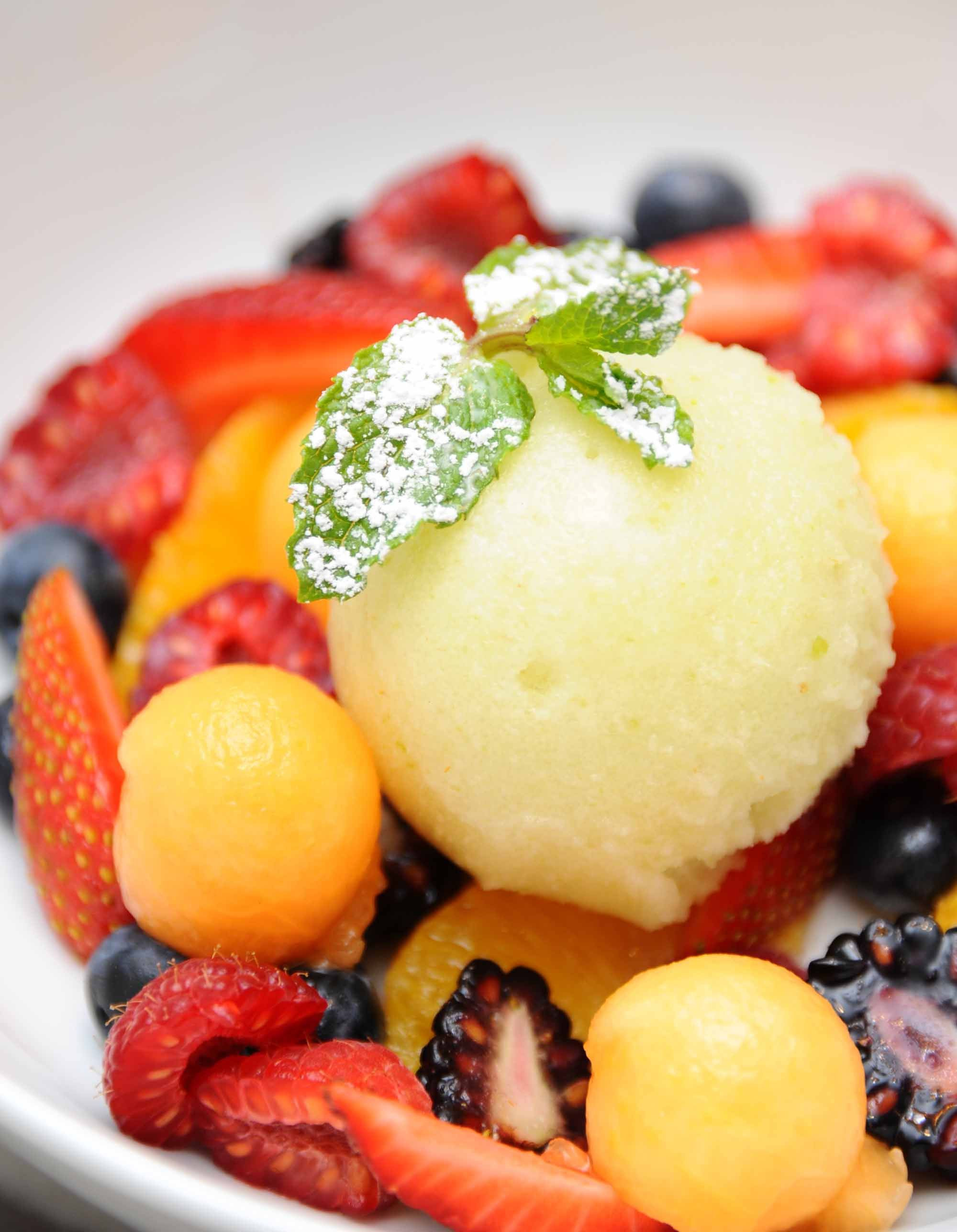 Healthy Desserts Nyc  Celebrate Healthy Desserts With This Green Apple Sorbet
