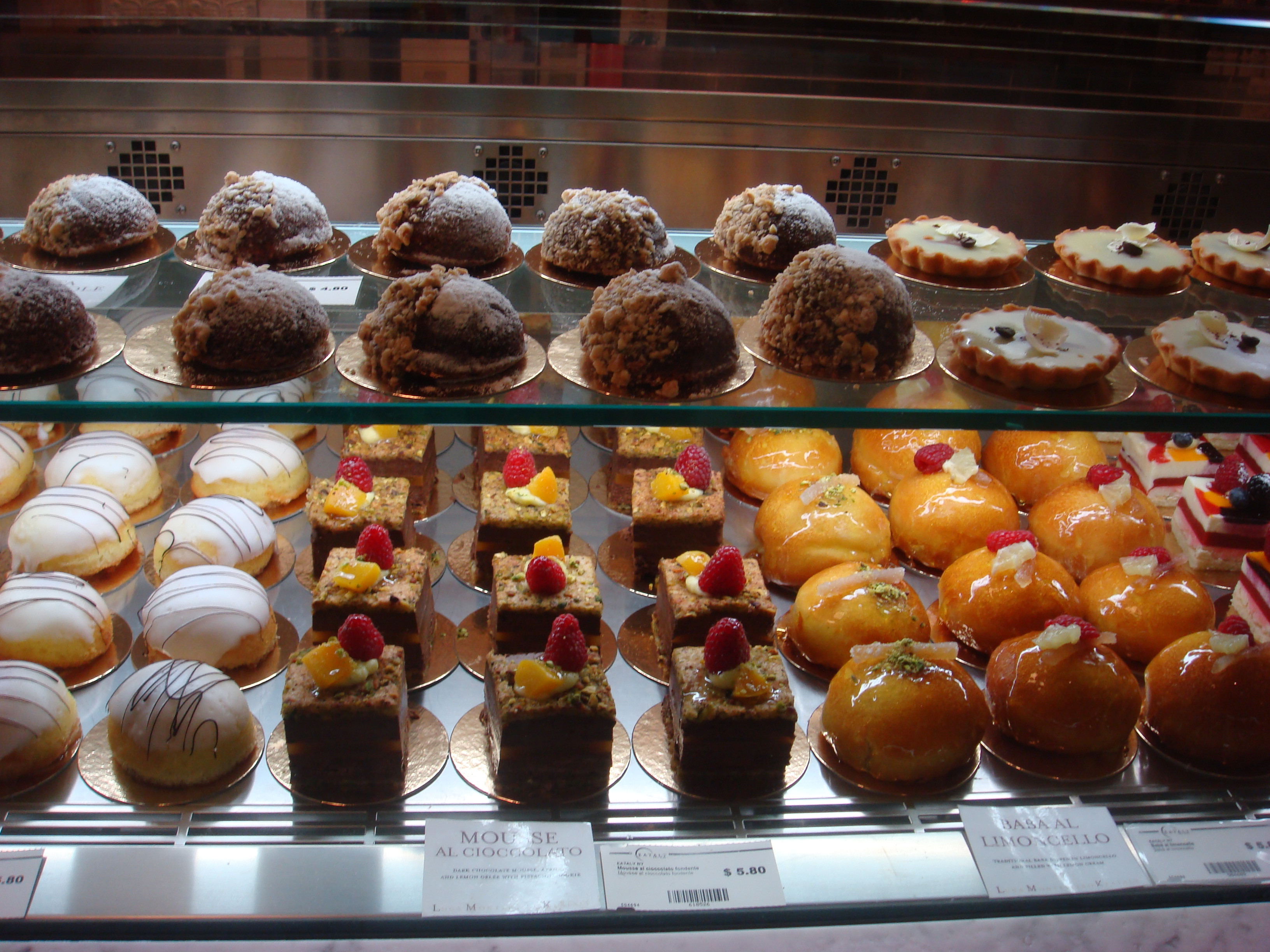Healthy Desserts Nyc  Eataly NYC