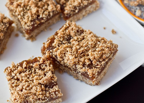 Healthy Desserts With Dates  healthy date squares recipe