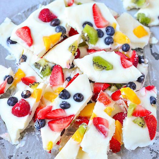 Healthy Desserts With Fruit  Healthy Dessert Recipes Fruit Desserts
