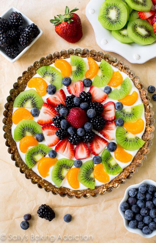 Healthy Desserts With Fruit  Healthy Dessert Ideas Design Dazzle