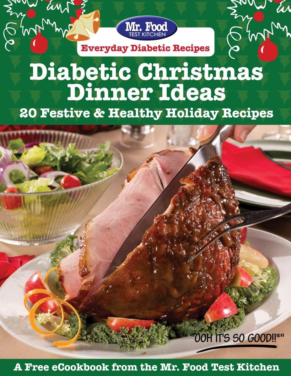 Healthy Diabetic Dinners  Latest Free Recipe eCookbooks