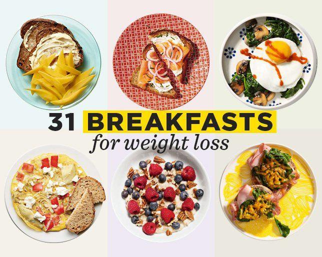 Healthy Diet Breakfast Ideas  31 Healthy Breakfast Ideas That Will Promote Weight Loss