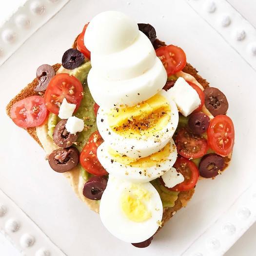Healthy Diet Breakfast Ideas  Healthy Mediterranean Diet Breakfast Ideas and Recipes
