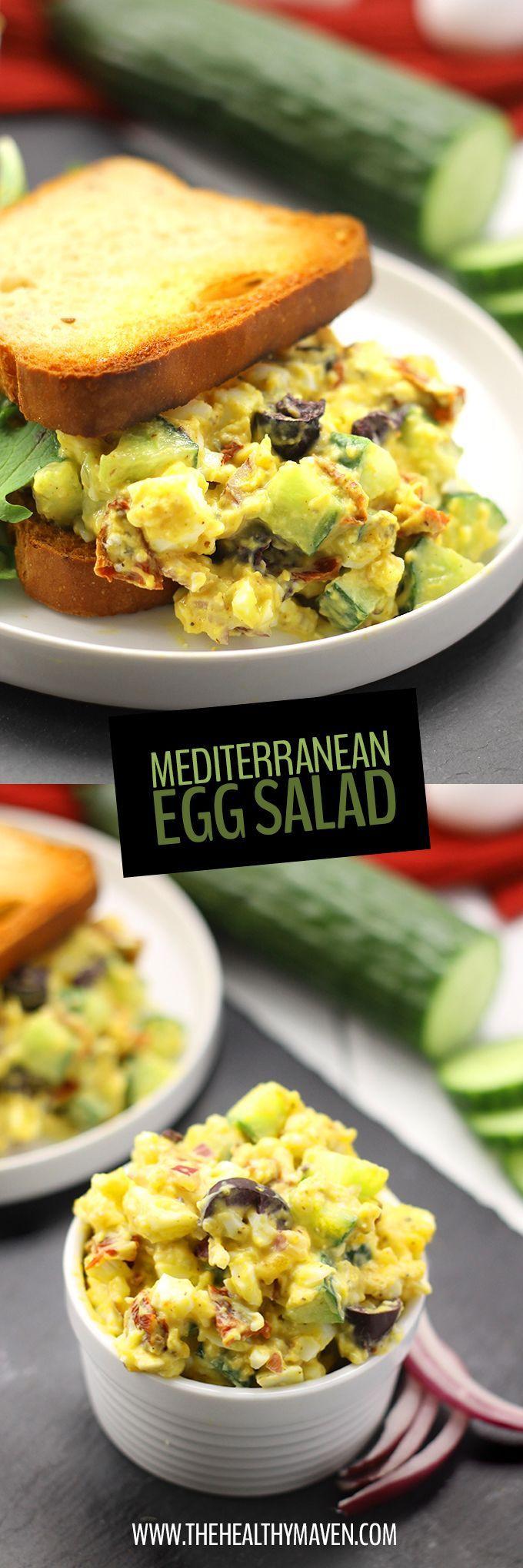Healthy Diet Breakfast Recipes  25 best ideas about Mediterranean Diet Breakfast on