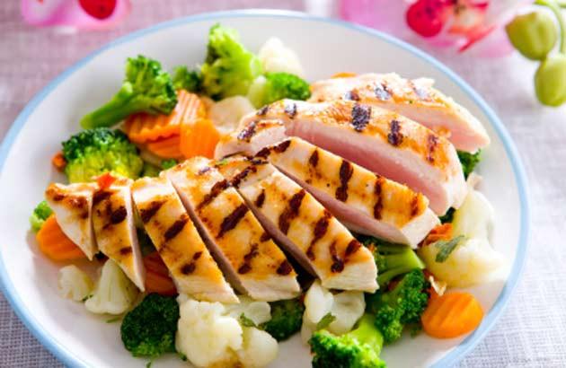 Healthy Dinner Choices  healthy meal