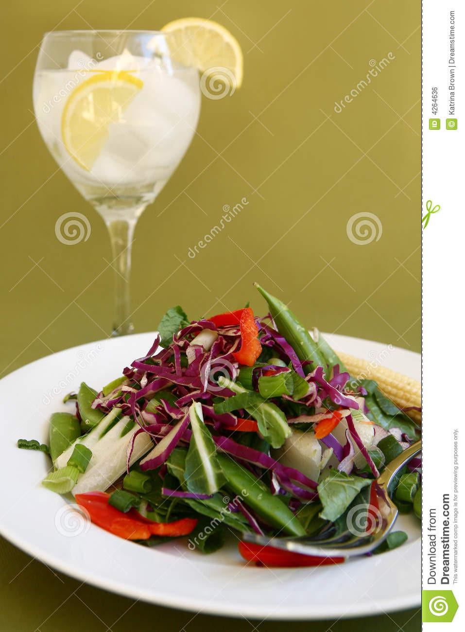Healthy Dinner Choices  Lemon Water best weight loss program