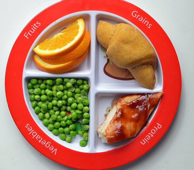 Healthy Dinner For Kids  MyPlate Meal Ideas