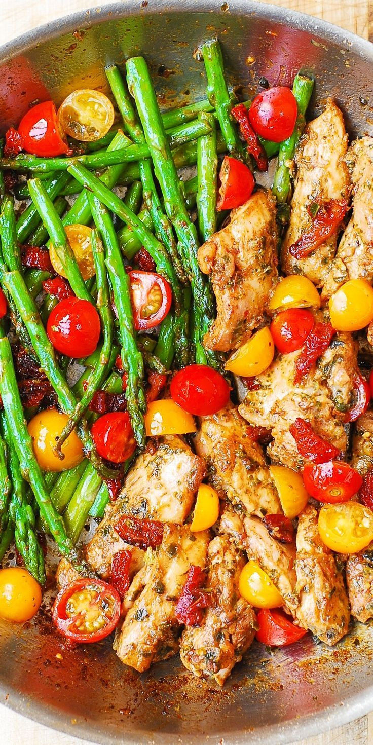 Healthy Dinner For One  mediterranean t recipes with tilapia