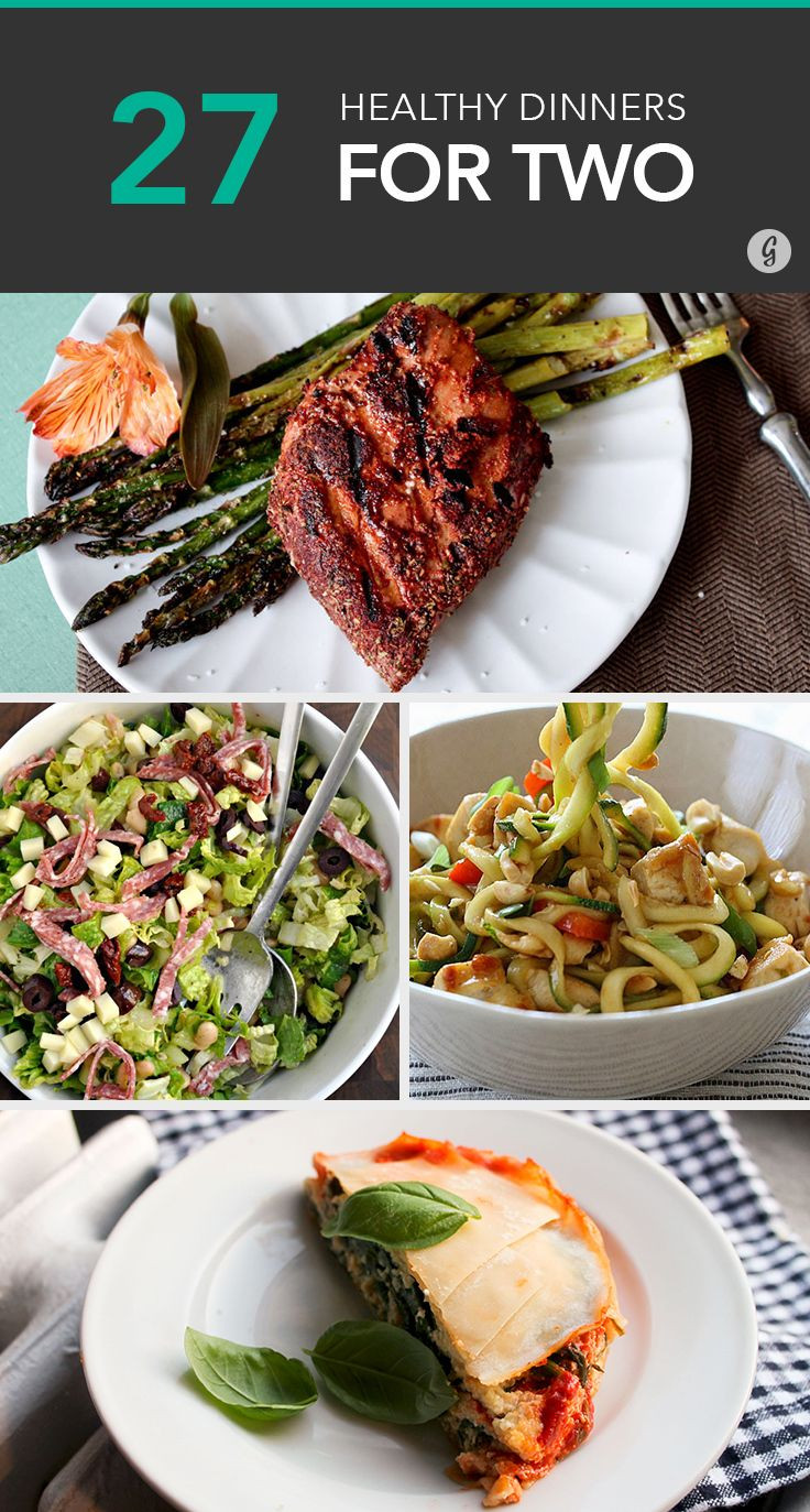 Healthy Dinner For Two  25 Healthy Dinner Recipes for Two