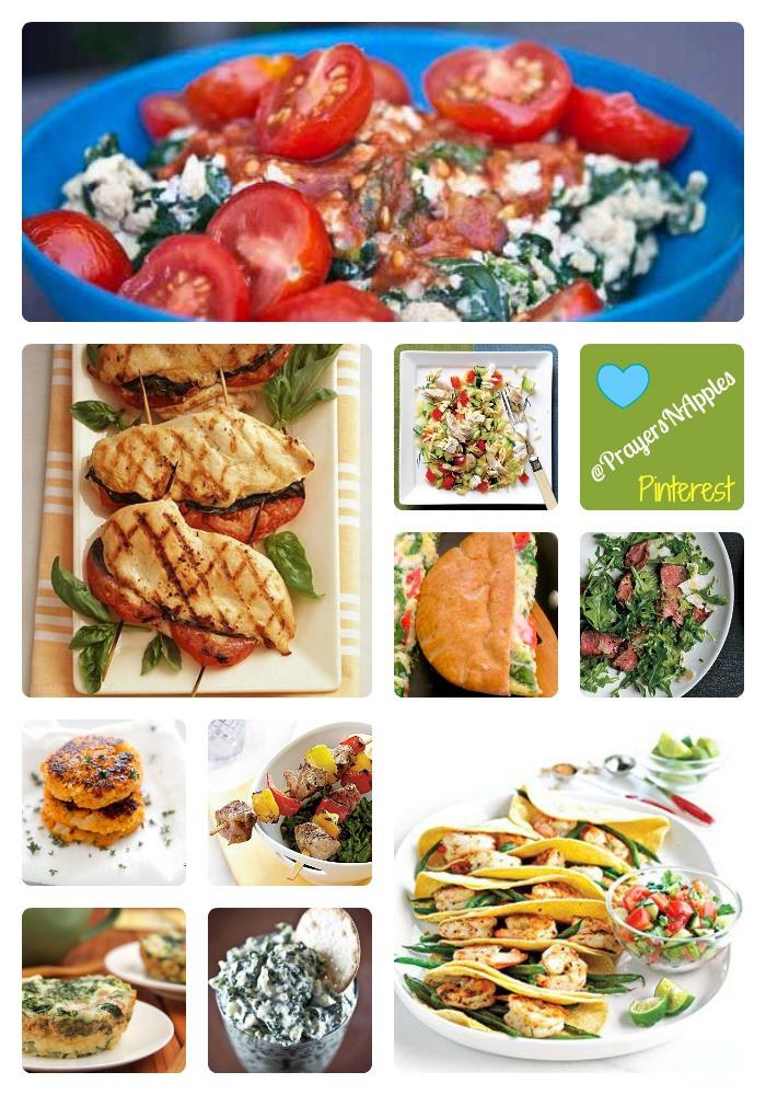 Healthy Dinner Ideas Pinterest  Healthy Meal Prep Ideas