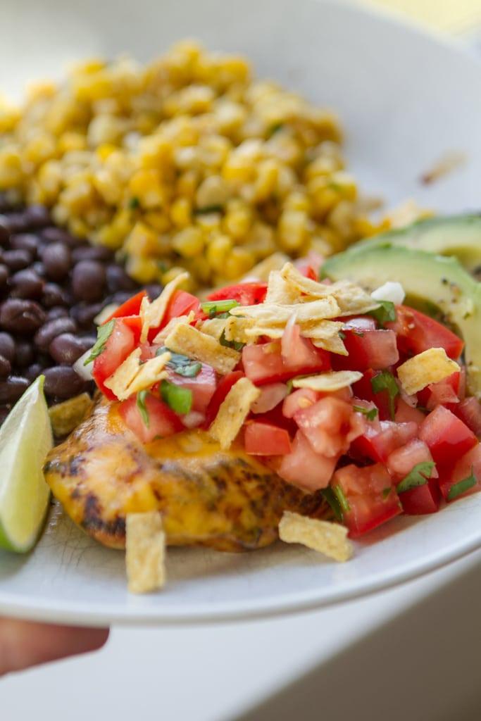 Healthy Dinner Ideas Pinterest  e Month of Healthy Dinner Ideas