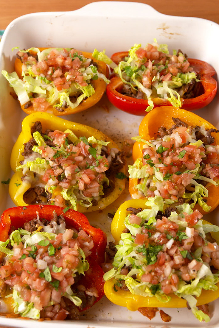 Healthy Dinner Meals  20 Best Healthy Mexican Food Recipes —Delish