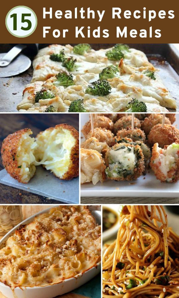 Healthy Dinner Recipes For Kids  100 Kid Food Recipes on Pinterest