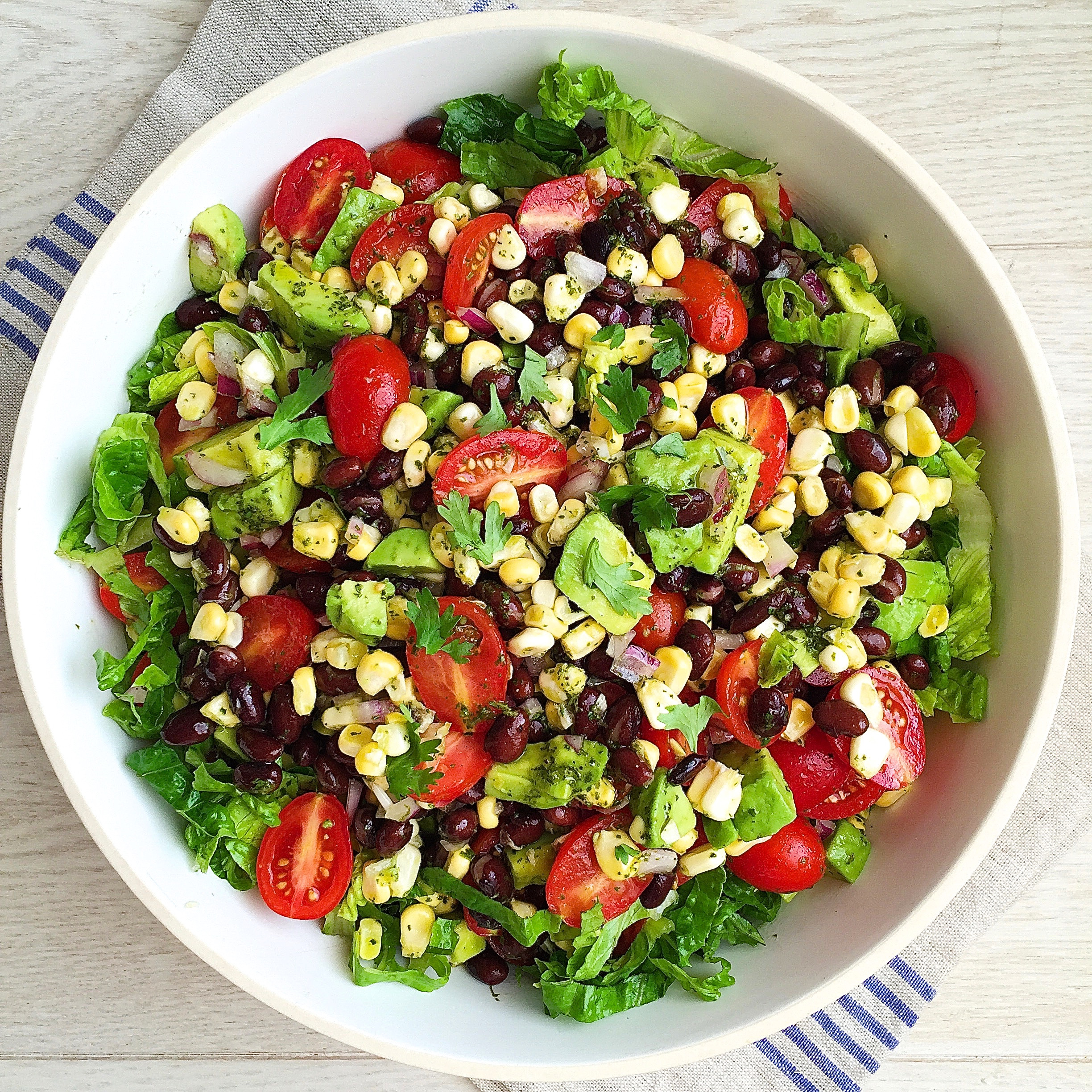 Healthy Dinner Salads  10 Healthy Side Dishes Recipes for Healthy Sides