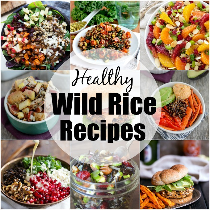Healthy Dinner Side Dishes Recipes  15 Healthy Wild Rice Recipes